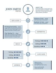 Resume Infographic Creative Professional Resume Apply For