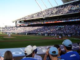 Royals Seating Chart 2012 12 Extra Credit Kauffman Stadium Royals V Blue Jays