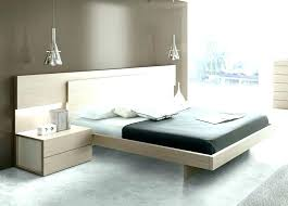 modern king bed frame. Modern King Size Bed Frame Beautiful With Lights Or F
