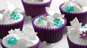 Butterfly Cupcakes Recipe Renshaw Baking