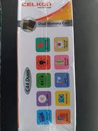 CELKON C44 DUOS.(8GB MEMORY FREE ...