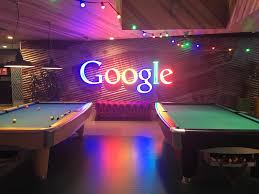 google hq office. Here We Have A Games Area Fit Out With Pool, Table Tennis And Other Fun Activities. Google Hq Office