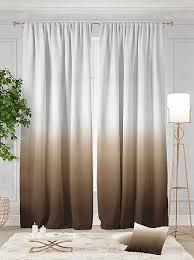<b>Комплект штор Витти</b> (коричневый)