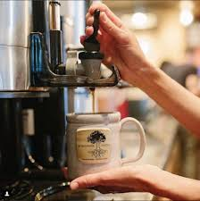 Our services include the development of bespoke projects, which our commercial team will develop to. Customer Spotlight Grassroots Coffee Deneen Pottery