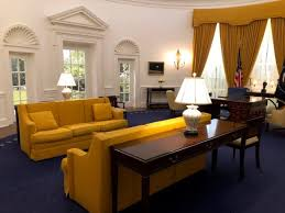 Nixon oval office Address Next We Stepped Into The Oval Office Or At Least The Replica Of Nixons Oval Office Where Had Been Photographed Years Before When Was Sworn In As Watergate Cle Richard Nixon Presidential Library And Museum Yorba Linda