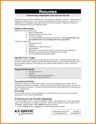 Simple Resume Examples For Jobs 60 format of personal bio data lease template 58