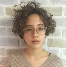 ストリート ショート ガーリー パーマnanuk渋谷店ナヌーク 高橋 忍