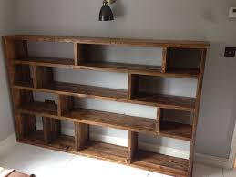 bookcase shelving unit reclaimed rustic custom cafe restaurant storage unit indu bookcase shelving unit reclaimed rustic custom cafe restaurant storage
