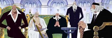 <b>Five</b> Elders | <b>One Piece</b> Wiki | Fandom