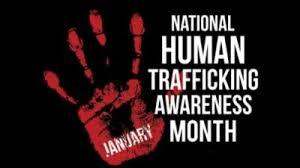 January is Human Trafficking Awareness Month - Alexandra House
