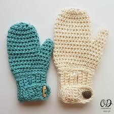 Free Crochet Mitten Patterns Cool Cozy Crochet Mittens For Children Adults Easy FREE Pattern