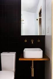 black bathroom. Perfect Black And Black Bathroom