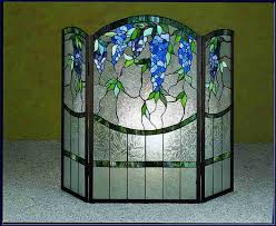 leaded glass fireplace screens wonderful charming laundry room new in leaded glass fireplace screens