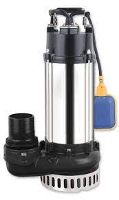 İmpo V2200F - 3 HP Dalgıç Pompa - Drenaj ve Atık Sular için -3'' Çıkışlı