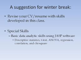 Resume Suggestion Jess Hartnett