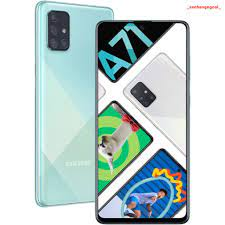 Điện thoại Samsung Galaxy A71 ram 8gb 128gb mới 100% hàng chính hãng việt  nam