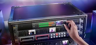Blackmagic Design Sound The Blackmagic Design Audio Monitor 12g Works In Formats Up