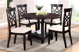 round espresso dining table round espresso dining table round espresso dining table incredible set for 6 round espresso dining table