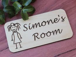 home kids door signs