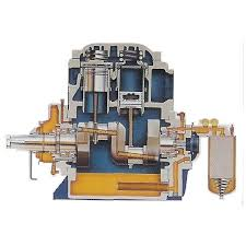 types of refrigeration compressors. hermetic compressor cross section types of refrigeration compressors