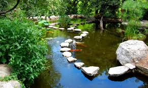 As one enters the Taniguchi Japanese Garden, built on a rocky hillside at  Zilker Botanical Garden in Austin, Texas, knowing its story is crucial for  ...