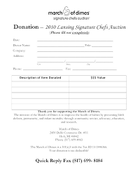 Free Silent Auction Forms Bid Sheet Sheets Contribution Form