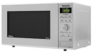 panasonic nn gd37hsbpq inverter microwave convection oven with grill 23 litre 1000 w