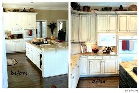 how to paint wood kitchen cabinets white cabinet before and after stove hood kitchen cabinet painting