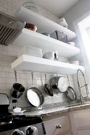 How Strong Are Floating Shelves Classy Ana White Bigger Stronger Kitchen Floating Shelves DIY Projects