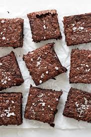 dairy free brownies cook nourish bliss