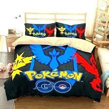 pokemon quilt quilt cover bedroom set customize go bedding set duvet cover set bedroom set bedroom