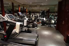 park hyatt paris gym