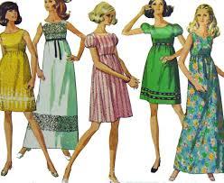 Bohemian Dress Patterns Magnificent Inspiration Design