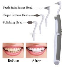teeth plaque remover whitener tooth polisher teeth whitening polishing