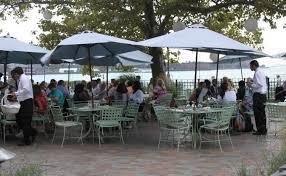 outdoor restaurants