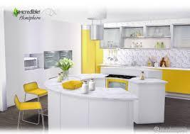 sims 4 kitchen design. simcredible designs hemisphere kitchen sims 4 design