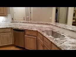 Backsplash For Bianco Antico Granite Best Ideas