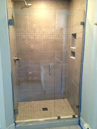 amusing frameless shower door rollers medium