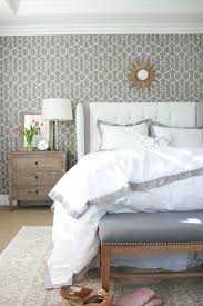Master Bedroom: Layers of Bedding from A Thoughtful Place {and how to fold a