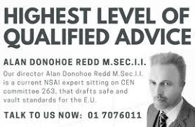 Certified Safes Ireland™ - Safes, Home Safes, Deposit Safes, Data Safes,  Fire Safes | Certified Safes Ireland