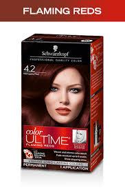 Schwarzkopf Hair Dye Colour Chart Schwarzkopf Color Ultime Hair Color