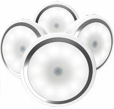 Ideaworks Motion Activated Cordless Light Indoor Light Motion Sensors Motionsensors Biz