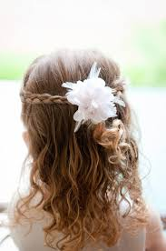 Flower Hair Style women hairstyles flower girl dresses hairstyle flower girls 4498 by wearticles.com