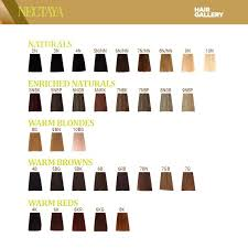 Goldwell 6rb Colour Chart Goldwell Nectaya Colour Chart Bedowntowndaytona Com
