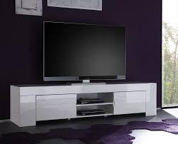 Les 25 Meilleures Id Es De La Cat Gorie Meuble Tv Blanc Laqu Sur