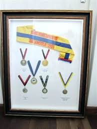 box picture framing sport awards shadow frames hill ikea ribba frame deep in white trees frami