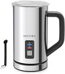 Secura Automatic Electric Milk Frother and Warmer ... - Amazon.com