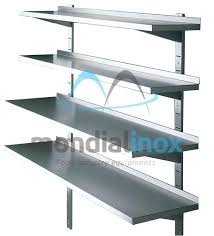 steel wall shelves stainless steel wall shelves with adjule consoles stainless steel kitchen shelves wall mount