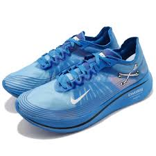 Details About Undercover Gyakusou Nike Zoom Fly Blue Neulla Sail Mens Running Shoes Ar4349 400