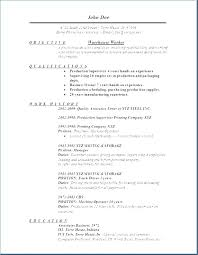 Duties Of A Warehouse Worker For Resume Lovely Duties A Warehouse ...
